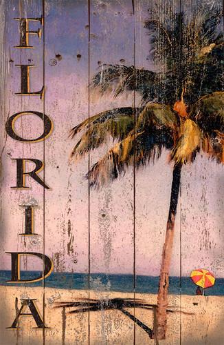 Palm Beach Art Sign