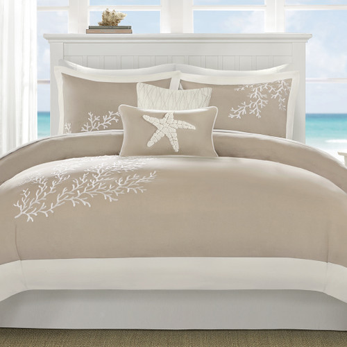 Sand and Shore Comforter Collection - King Size