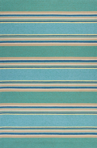 Harbor Stripes Area Rug