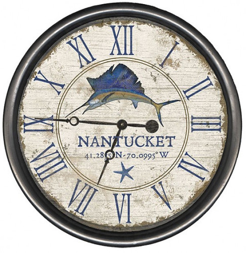 Sailfish Clock - Custom