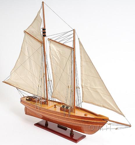 America Sailboat Model