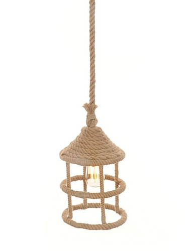 Rope Pendant Lighting