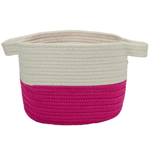 Beach Bum Basket - Magenta