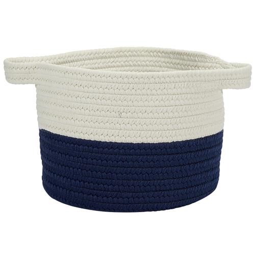 Beach Bum Basket - Navy