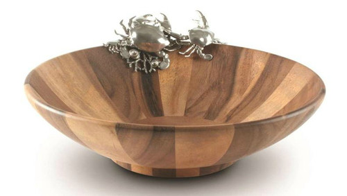 Crab Salad Serving Bowl