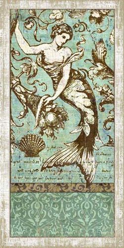 Driftwood Mermaid #2 from Suzanne Nicoll