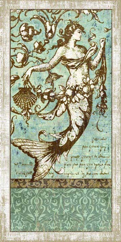 Driftwood Mermaid #1 from Suzanne Nicoll