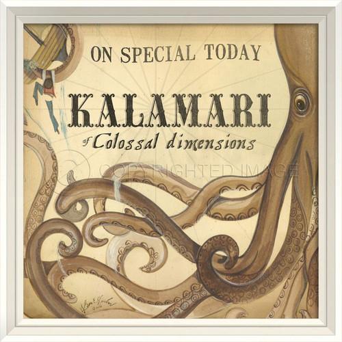 Kalamari of Colossal Dimensions