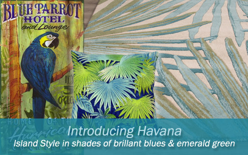Havana Design of the Tropics