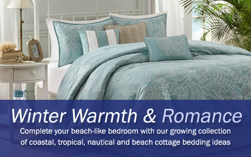 Winter Warmth & Romance - Bedding Collection