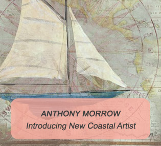 Introducing New Coastal Artist - Anthony Morrow