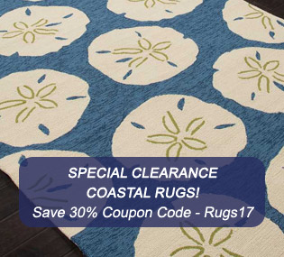Clearance Coastal Rugs