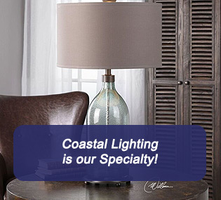 Coastal Lighting is our Specialty!