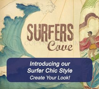 Surfer Chic Styleg