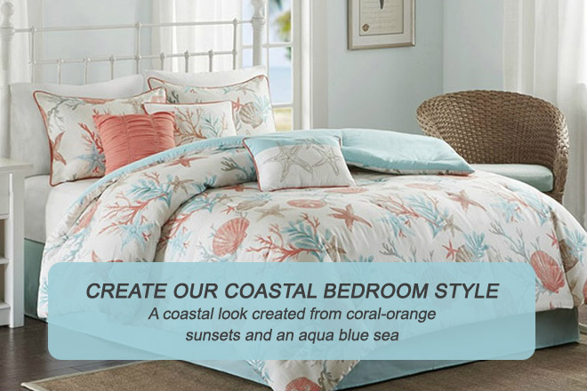 Coastal Bedroom Style