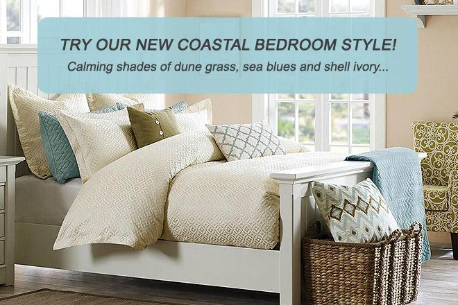 Seaside Bedroom Style