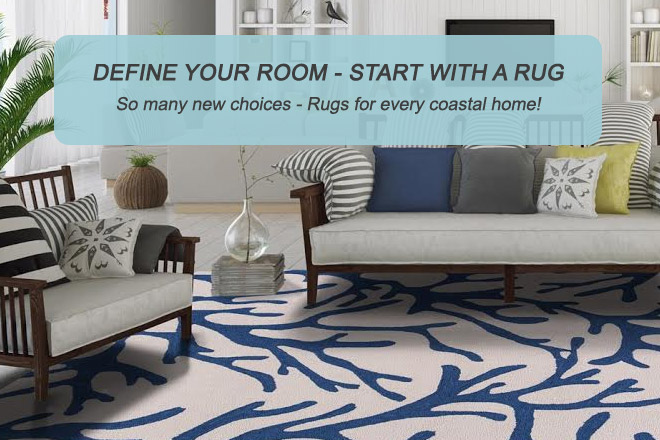Coastal Rug Collection