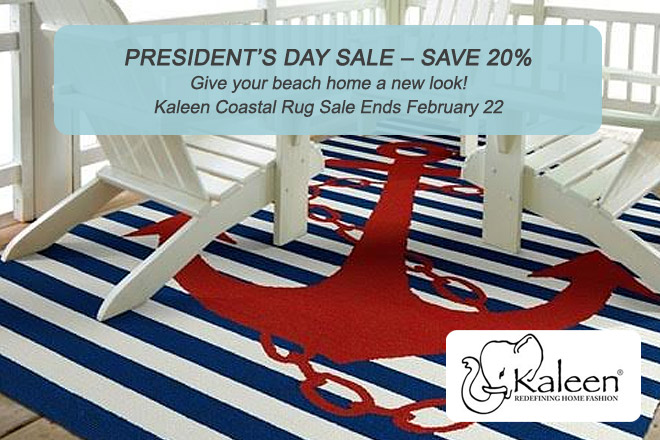 President's Day Sale - Kaleen Rugs
