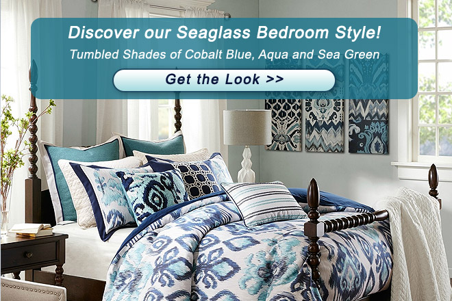 Seaglass Bedroom Style