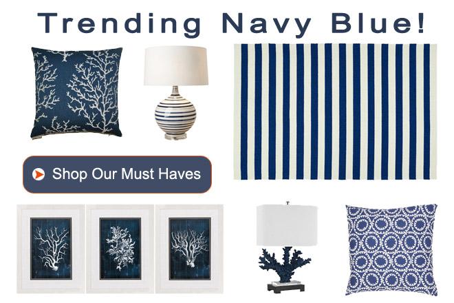 Trending Navy Blue