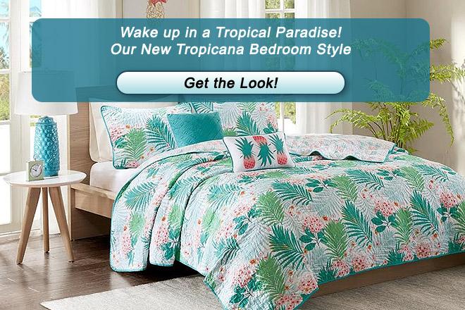 New Tropicana Bedroom