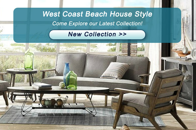 West Coast Beach House Style