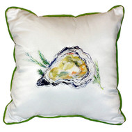 Oyster Shell Pillow