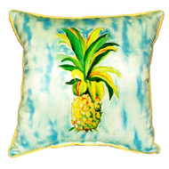 Pineapple Beach House Pillow