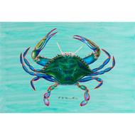 Blue Crab Floor Mat