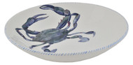 Blue Crab Pasta Bowls - Set of 6