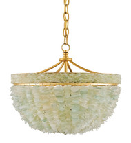 Bayou Sea Glass Chandelier