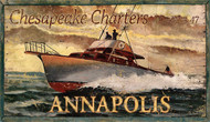 Chesapeake Yacht Charter Sign