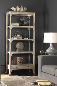 Bridgely Antiqued Etagere