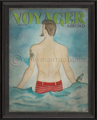Voyager Art - August 2002