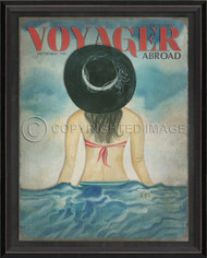 Voyager Abroad Art - September 1990