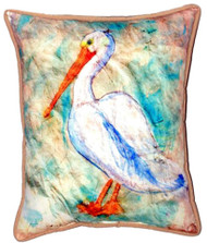 Pelican on Rice Pillow