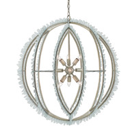 The Saltwater Orb Chandelier