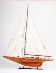 Shamrock V Yacht Sailboat Model