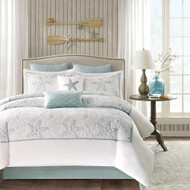 Chesapeake Bay Comforter Set - Queen Size
