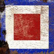 Require Medical Signal Flag Art Sign