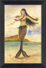 Paradise of the Beach Mermaid - Small