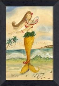 Stowaway of the Beach Mermaid - Small