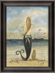 Lovesick on Friday - Mermaid Art Large