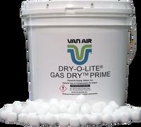 VAN AIR DRY-O-LITE DESICCANT 18LB PAIL, 33-0403, Sodium Chloride Desiccant, Compressed Air Desiccant, Natural Gas Desiccant