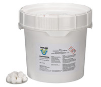 VAN AIR SYSTEMS DESICCANT 4UF GASDRY ULTIMATE XENTRITE, P/N 33-0416, Compressed Air & Natural Gas Desiccant