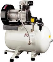 PC2/50, Panther Oil Free Mini Air Compressor, 13 Gallon Tank, 6.35 CFM, 115/1/60
