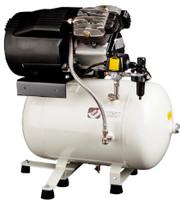 PC3/50, Panther Oil Free Mini Air Compressor, 13 Gallon Tank,  8.54 CFM, 220/1/60