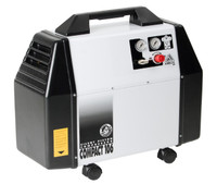 PC106, Panther Oil Free Mini Air Compressor, 1.57 Gallon Tank, Silencing Cabinet, 4.4 CFM, 115/1/60