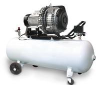 PC5/200, Panther Oil Free Mini Air Compressor, 52 Gallon Tank,  27.5 CFM, 208-240-460V/3Phase