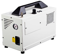 PC90/4C, Panther Oil Free Mini Air Compressor, .93 Gallon Tank, Wobble Piston, 3.25 CFM, 115/1/60